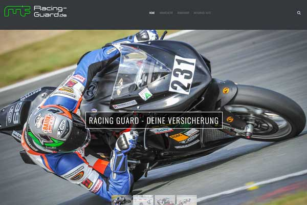 Racing Guard - Rennverscherung